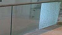 LAMINATED GLASS ESG/PVB/ESG
